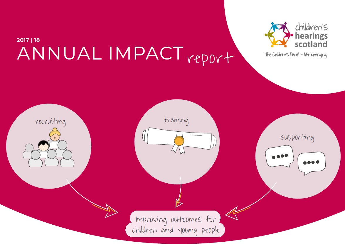 CHS Annual Impact Report 2017-18