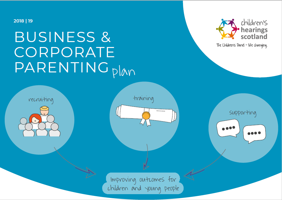 CHS Business & Corporate Parenting Plan 2018-19