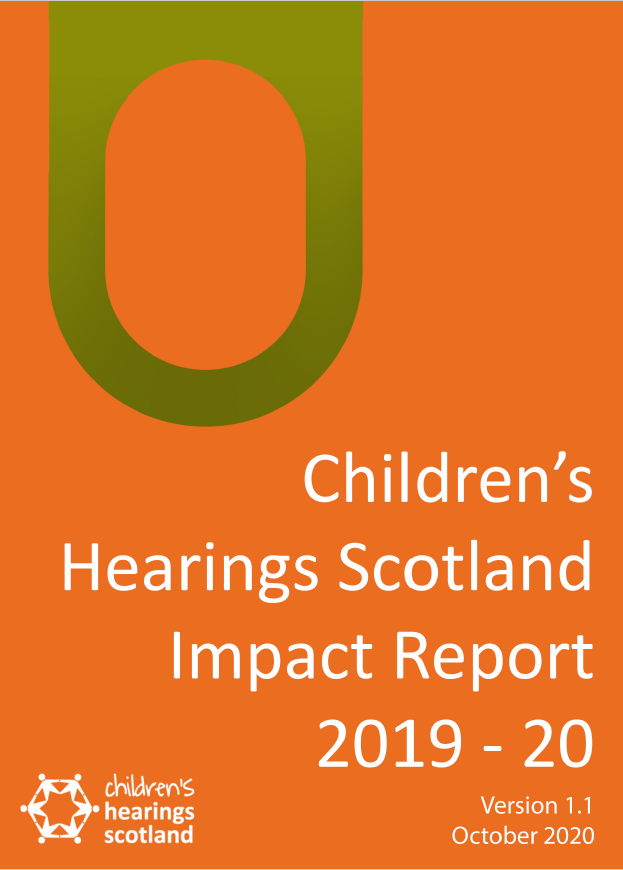 CHS Annual Impact Report 2019-20