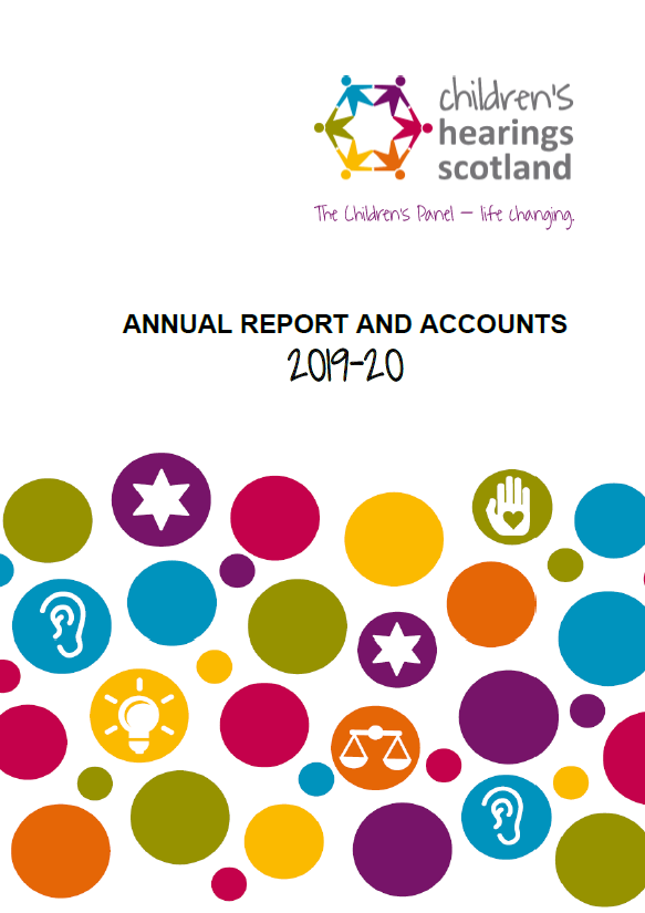 CHS Annual Report and Accounts 2019-20
