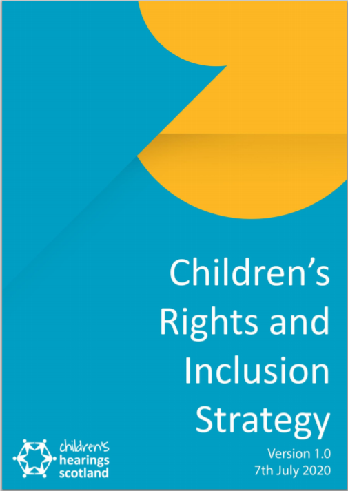 Children's Rights and Inclusion Strategy - Consultation