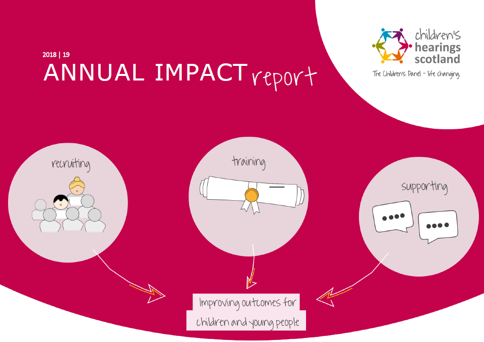 CHS Annual Impact Report 2018-19